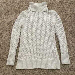 J.Crew Grey Knit Sweater